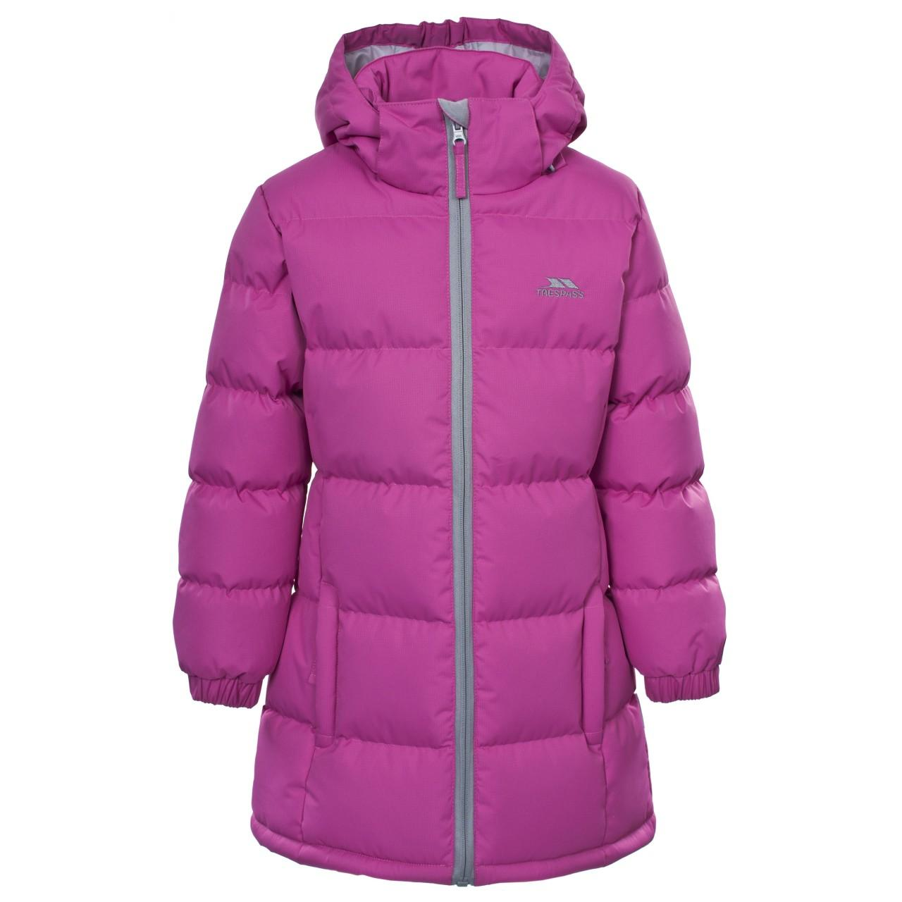 76b6d3a10 Trespass Tiffy Kid's Waterproof Down Jacket