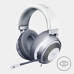 Razer Kraken Mercury, gaming headset, esports