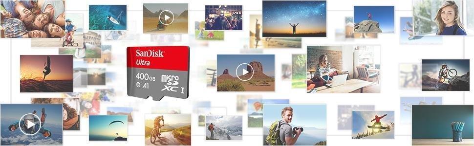 Memory Card 256 GB SanDisk Ultra  Class 10