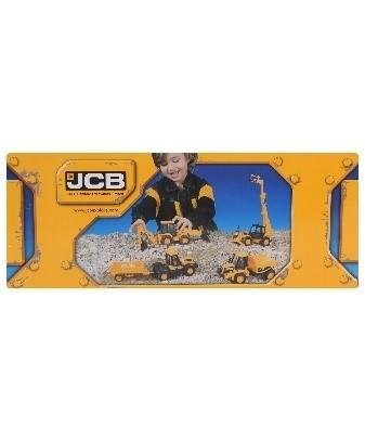 Buy JCB 1:32 Backhoe Loader, Multicolour Online at Low ...