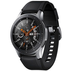 Samsung Galaxy Watch 46mm, Silver - SM-R800NZSAXSG