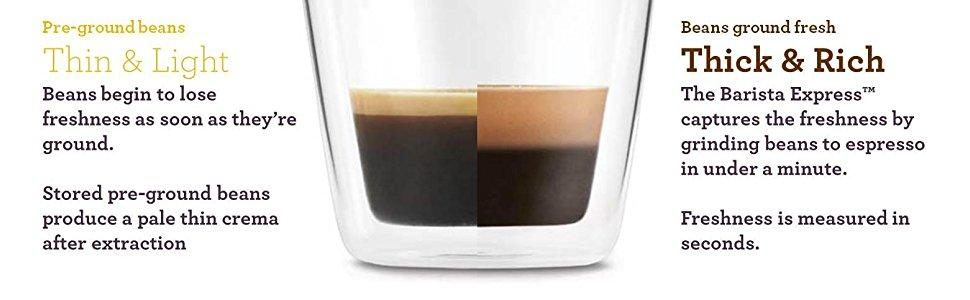 Amazon Com Breville Bes870xl Barista Express Espresso