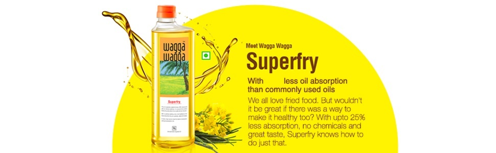 new concept 10ac3 a4007 Wagga Wagga Superfry Oil, 1L