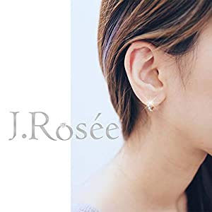 Swarovski Elements 925 Sterling Silver Crystal Studs Earrings for Females Women Gift JRosee Jewelry