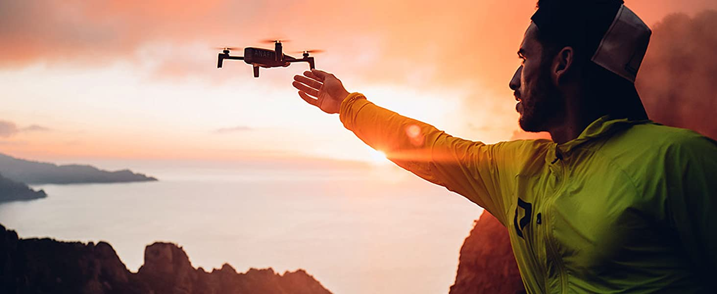 ANAFI Drone - Βρείτε το Drone μου