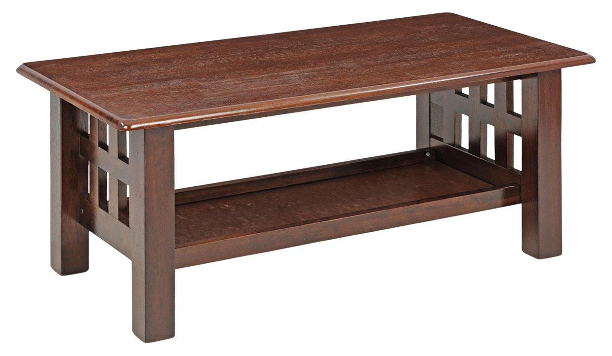 Royal Oak Sydney Coffee Table Walnut Home Kitchen