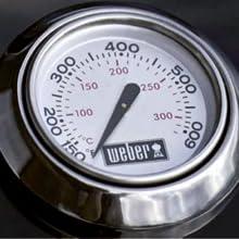 Weber 1221004 - Barbacoa Weber Compact Kettle 47Cm. Negra