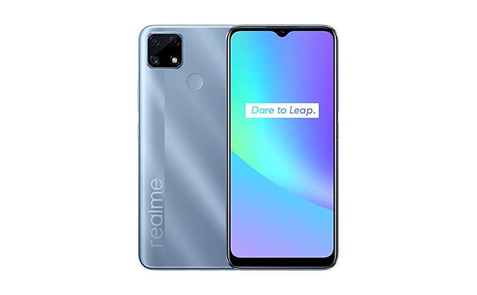 Realme C25 Dual SIM
