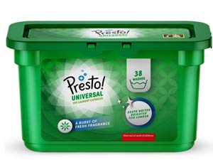 Marca Amazon - Presto! Detergente universal líquido, 176 ...