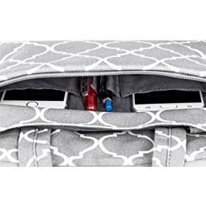MOSISO Laptop Shoulder Bag Compatible 15-15.6 Inch MacBook Pro, Ultrabook Netbook Tablet
