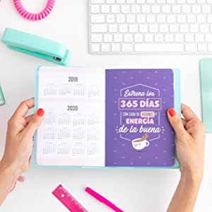 Mr Wonderful 2019/20 Semanal - Agenda Clásica