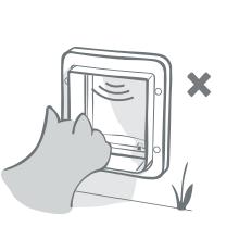 Amazon Com Sureflap Sure Petcare Microchip Cat Flap
