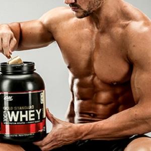 OPTIMUM NUTRITION GOLD STANDARD 100% Whey Protein Isolate Powder