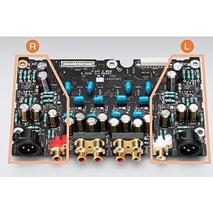 オーディオ専用基盤、高級オーディオ用D/Aコンバーター