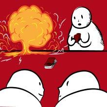 explode, kitten, cards