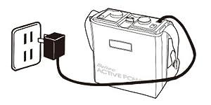 メルテック ポータブル電源 DC12V ソケット2口 SG-1000