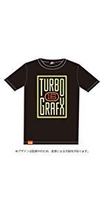 DOTLIKE SP/ PCエンジン ターボグラフィックス16 Tシャツ