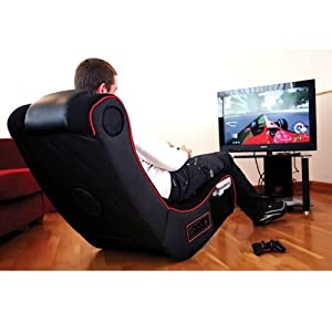 Prime Cohesion Xp 2 1 Gaming Chair With Audio Gamerscity Chair Design For Home Gamerscityorg