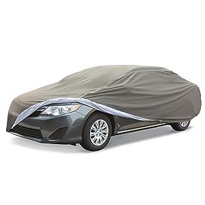 Waterproof Car Cover >> Amazonbasics Premium Waterproof Car Cover Xxl Sedan