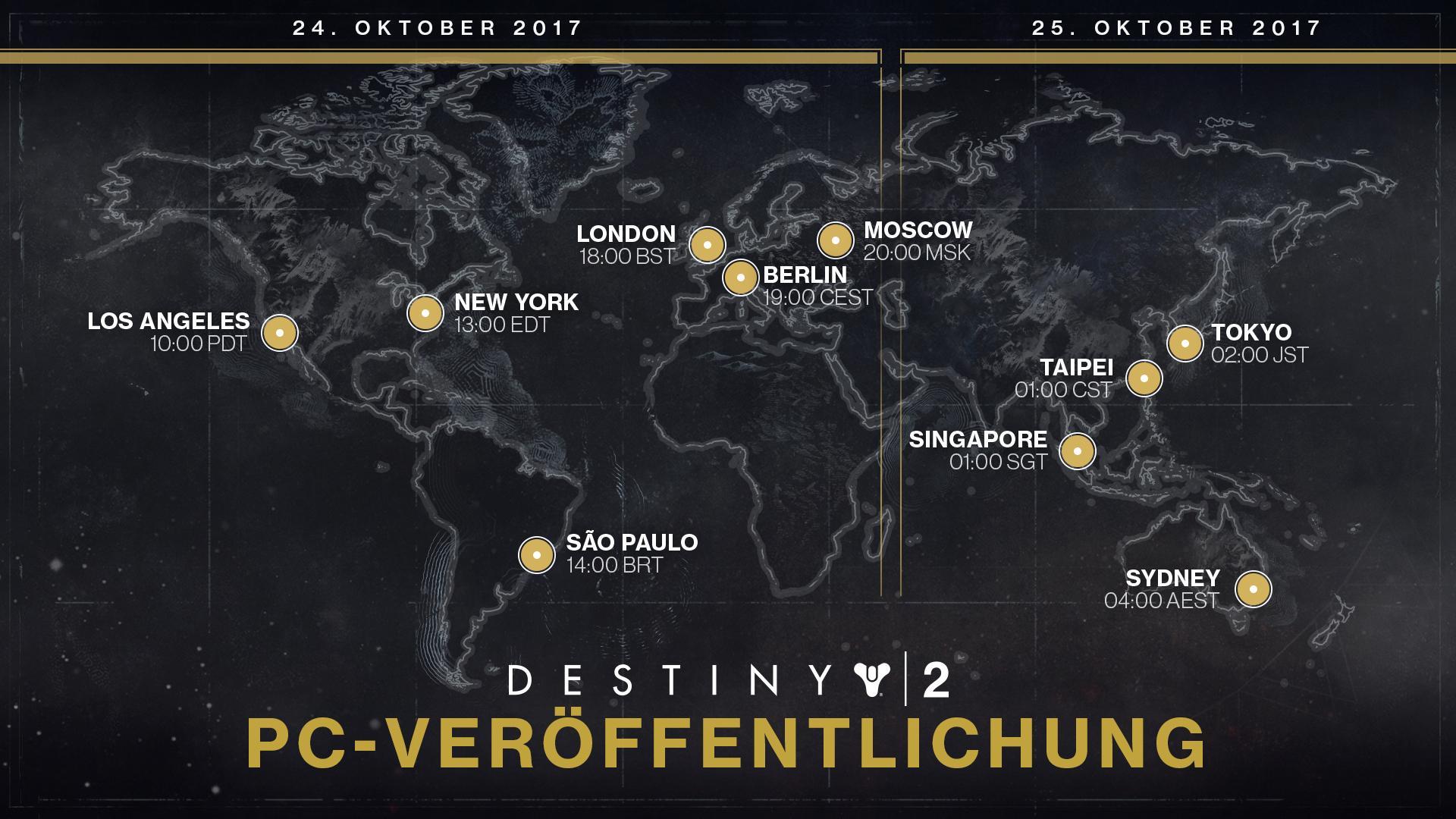 Destiny 2 Raid Karte.Destiny 2 Standard Edition Pc Amazon De Games