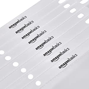 3-Hole Punched