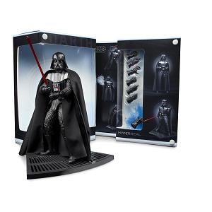 Amazon.com: Star Wars Hyperreal Figura de acción Darth Vader ...