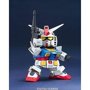 SDガンダム BB戦士 RX-78-2ガンダム(アニメカラー)