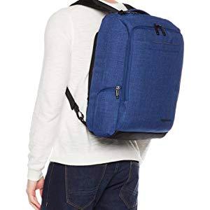 amazonBasics Slim Carry On Backpack Weekender
