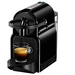 Nespresso Inissia Coffee Machine, Black [D40-ME-BK-NE]