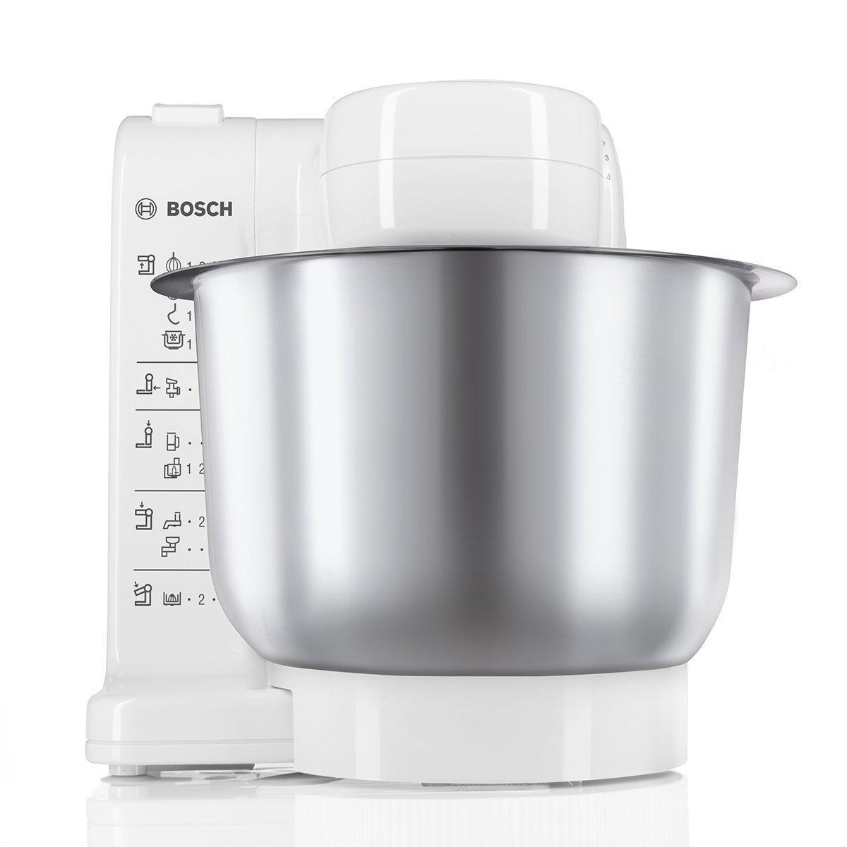 Bosch mum4407 robot de cocina color blanco - Robot cocina amazon ...
