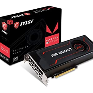MSI VGA Graphic Cards RX 580 Gaming X 8G