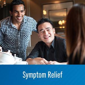 Selsun Blue Antidandruff Shampoo helps stop dandruff symptoms