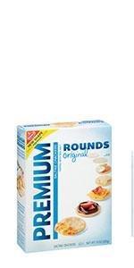 Amazon.com: Premium Original Saltine Crackers, 16 oz