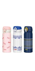 サーモス 水筒 真空断熱ケータイマグ 【ワンタッチオープンタイプ】 0.4L