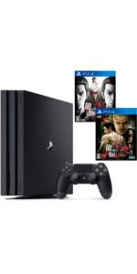 PlayStation 4 Pro ジェット・ブラック 1TB + ペルソナ5 セット