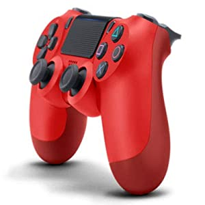 Sony PS4 Dualshock 4 Controller, Magma Red