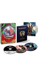 【Amazon.co.jp限定】スパイダーマン:ファー・フロム・ホーム ブルーレイ&DVD&4K ULTRA HD スチールブック仕様(初回生産限定)[Steelbook]