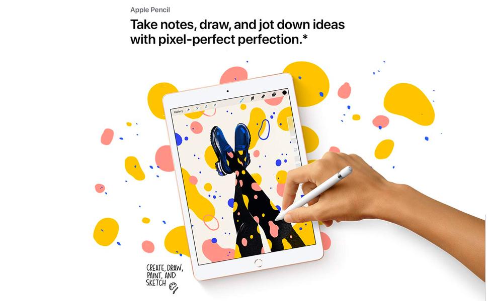 Apple iPad 2019 7th Gen
