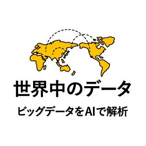 世界中のデータ