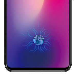 In-Display Fingerprint Scanner