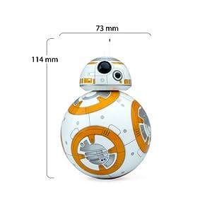 a3a8d392b7b01 Orbotix BB-8 Sphero Star Wars Toys
