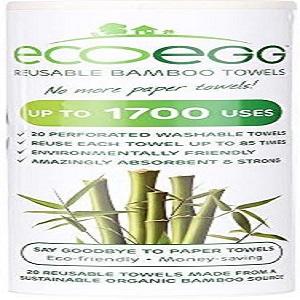Ecoegg Re-Usable Bamboo Towels