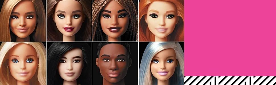 Barbie Dolls in On-Trend Looks