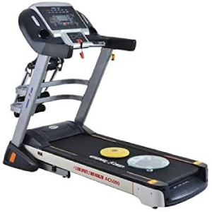 Health Life AC5000 Multi-function Treadmill With Personal Scale