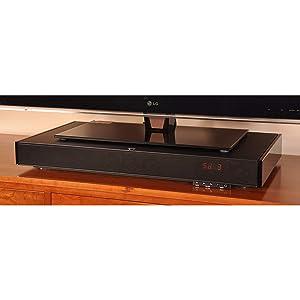 ZVOX 555 Low-Profile Single-Cabinet Surround Sound System