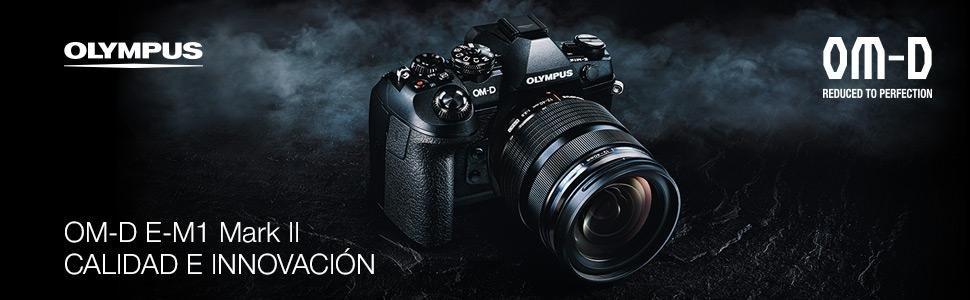 Olympus OM-D E-M1 Mark II - Cámaras EVIL de 20.4