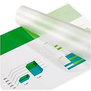 Charta Gloss Laminating Pouches A4 150 Micron x 100 per Pack 75 Microns Each Side with Carrier for Protection