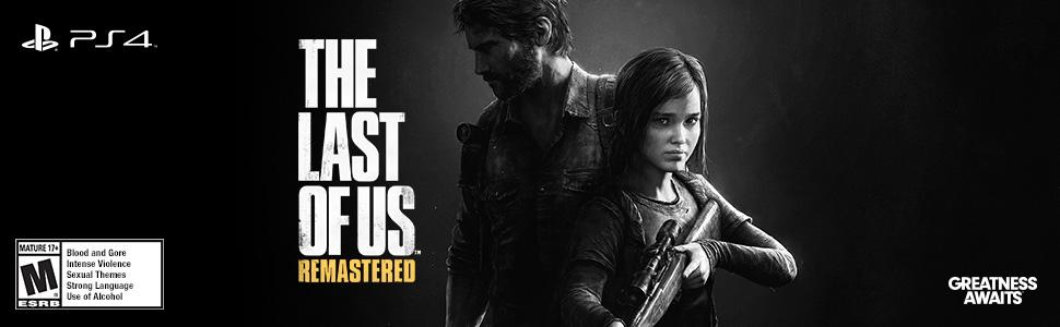 The Last Of Us Remastered by Naughty Dog (PS4)