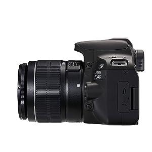 Canon EOS 200D Body + 18-55mm F3.5-5.6 DC III