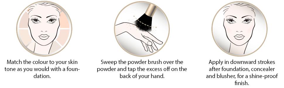 Max Factor Creme Puff, Pressed Compact Powder